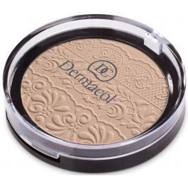Dermacol Compact Powder zmatňující kompaktní pudr 04 8 g