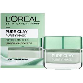 Loreal Paris Pure Clay Purity Mask čisticí pleťová maska 50 ml