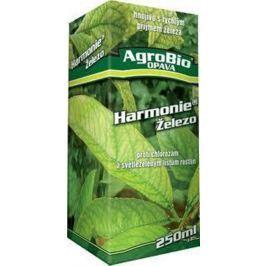 AgroBio Harmonie Železo hnojivo s rychlým příjmem železa 250 ml