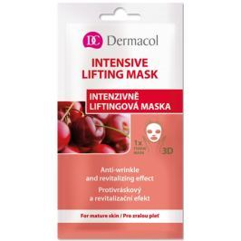 Dermacol Intensive Lifting Mask textilní 3D liftingová maska 15 ml