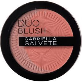 Gabriella Salvete Duo Blush tvářenka 02 8 g