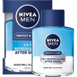 Nivea Men Protect & Care 2v1 pečující voda po holení 100 ml