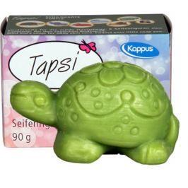 Kappus Želva jemné toaletní mýdlo v krabičce pro děti 90 g