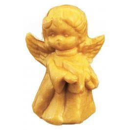 Kappus Andělíček zlatý luxusní mýdlo s přírodními oleji dárkové 100 g