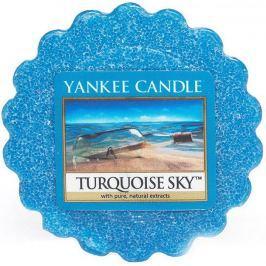 Yankee Candle Turquoise Sky - Tyrkysové nebe vonný vosk do aromalampy 22 g