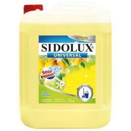 Sidolux Universal Svěží citron mycí prostředek na všechny omyvatelné povrchy a podlahy 5 l