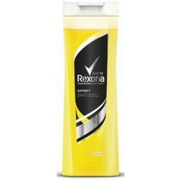 Rexona Sport 2v1 sprchový gel a šampon pro muže 250 ml