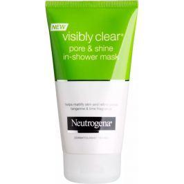 Neutrogena Visibly Clear Pore & Shine In-Shower Mask pleťová maska do sprchy 150 ml