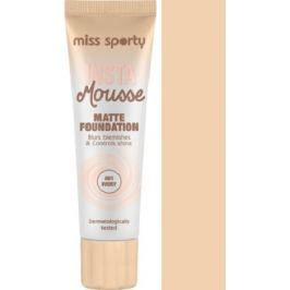 Miss Sporty Insta Mousse Matte Foundation make-up 001 Ivory 30 ml