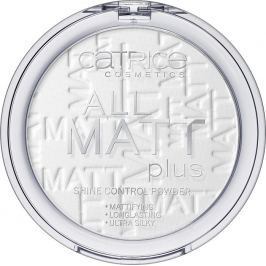 Catrice All Matt Plus Shine Control Powder pudr 001 Universal 10 g