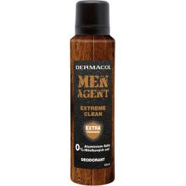 Dermacol Men Agent Extreme Clean deodorant sprej pro muže 150 ml