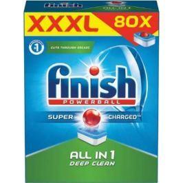 Finish All in 1 Deep Clean tablety do myčky 80 kusů