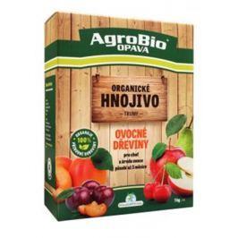 AgroBio Trumf Ovocné dřeviny přírodní granulované organické hnojivo 1 kg