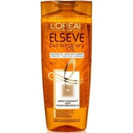 Loreal Paris Elseve Extraordinary Oil Kokosový olej šampon pro normální až suché, nepoddajné vlasy 250 ml