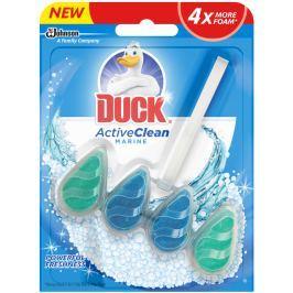 Duck Active Clean Marine WC závěsní čistič s vůní 38,6 g