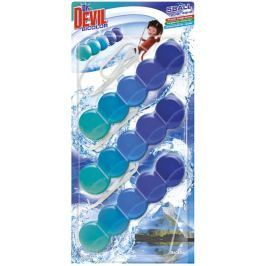 Dr. Devil Polar Aqua BiColor 5Ball Wc závěs 3 x 35 g