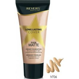 Revers Long Lasting Cover Foundation make-up 06 Nude 30 ml