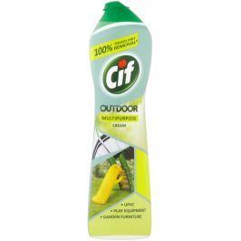 Cif Cream Outdoor Multipurpose víceúčelový abrazivní čistící krémový přípravek 450 ml