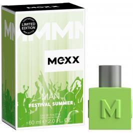 Mexx Festival Summer Man toaletní voda pro muže 60 ml