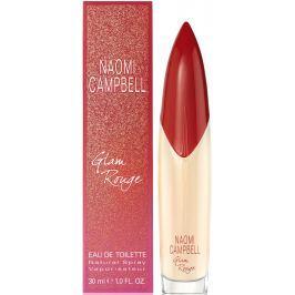 Naomi Campbell Glam Rouge toaletní voda pro ženy 30 ml