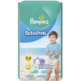 Pampers Splashers 5-6 jednorázové pleny do vody 14+ kg 12 kusů