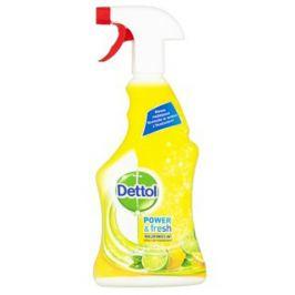 Dettol Citron & Limetka antibakteriální víceúčelový sprej 500 ml rozprašovač