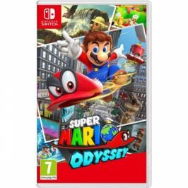 Nintendo Super Mario Odyssey (NSS670)