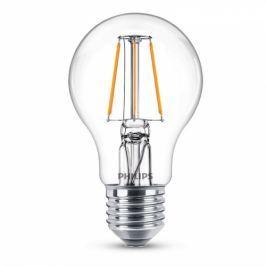 Philips Filament, klasik, 4,3W, E27, teplá bílá (8718696573815)