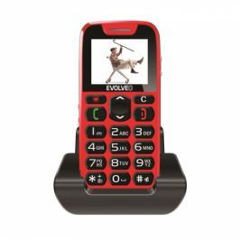 Evolveo EasyPhone EP-500 (EP-500-RED)