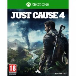 SQUARE ENIX XBox One Just Cause 4 (5021290082175)