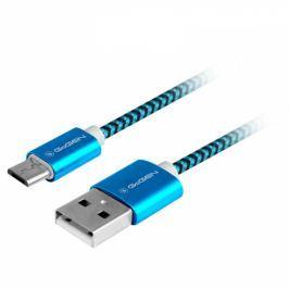 GoGEN USB / micro USB, 1m, opletený (MICUSB100MM26)