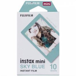 Fujifilm Instax Mini Sky Blue Frame 10ks