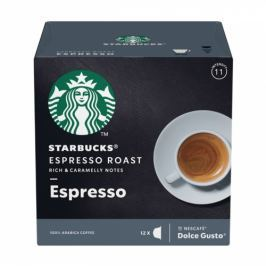 Starbucks DARK ESPRESSO ROAST 12Caps