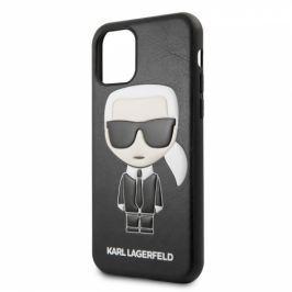 Karl Lagerfeld Embossed na Apple iPhone 11 Pro Max (KLHCN65IKPUBK)