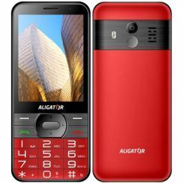 Aligator A900 Senior + nabíjecí stojánek (A900R)