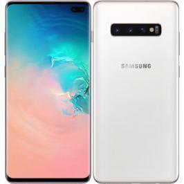 Samsung S10+ 1 TB - ceramic bílá (SM-G975FCWHXEZ)