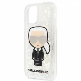 Karl Lagerfeld Glitter Iridescente na Apple iPhone 11 (KLHCN61LGIRKL)