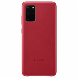Samsung Leather Cover na Galaxy S20+ (EF-VG985LREGEU)