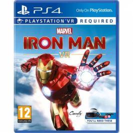 Sony Marvel's Iron Man VR (PS719942900)