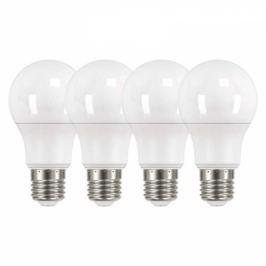 EMOS Classic, 10W, E27, teplá bílá, 4 ks (1525733230)