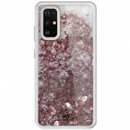 White Diamonds Sparkle Hearts na Samsung Galaxy S20+ (WD2840NSP11)