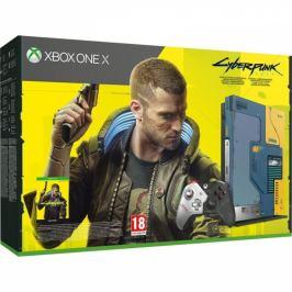 Microsoft 1 TB Cyberpunk 2077 Limited Edition (FMP-00253)