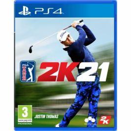 Take 2 PlayStation 4 PGA Tour 2K21