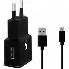 WG 1xUSB, QC 3.0 + USB-C kabel (6227)