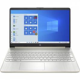 HP 15s-eq1618nc zlatý + Microsoft 365 pro jednotlivce (244M7EA#BCM)