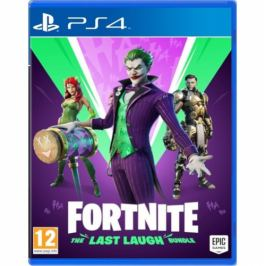 Ostatní PlayStation 4 Fortnite: The Last Laugh Bundle (5051890324221)