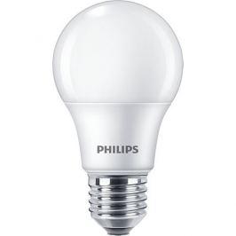 Philips klasik, 8W, E27, teplá bílá, 6ks (8718699775513)