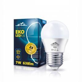 ETA EKO LEDka mini globe, 7W, E27, teplá bílá (G45-PR-470-16A)