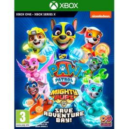 Bandai Namco Games Paw Patrol: Mighty Pups Save Adventure Bay (5060528033664)