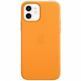 Apple s MagSafe pro iPhone 12 a 12 Pro - měsíčkově oranžový (MHKC3ZM/A)